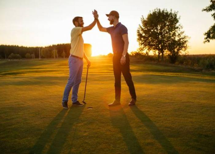 golf player and instructor hilton head